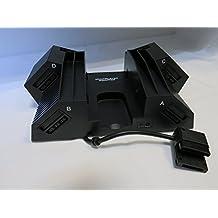 Playstation 2 Vertikal Ständer mit 4-Spieler Multitap mit 4 Slots für Memorycard