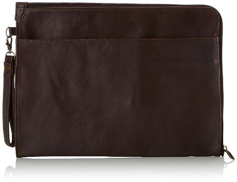 David King & Co. Lettre Taille de l'enveloppe, Café, One Size