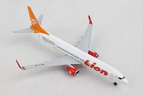 Herpa 527989 - Lion Air Boeing 737-900ER 70a Boeing Next Generation 737, Miniaturmodelle