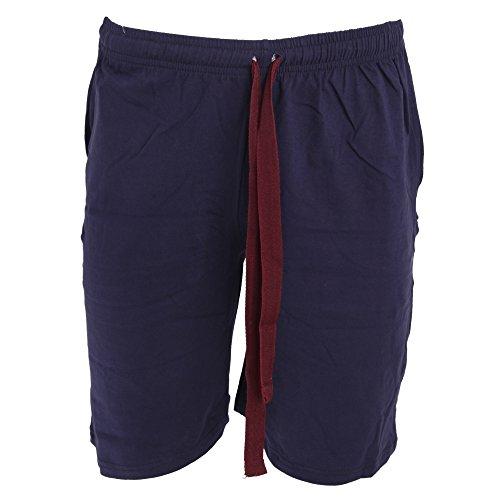 Cargo Bay Herren Lounge-Shorts (S) (Marineblau) - Bay Deckenventilator