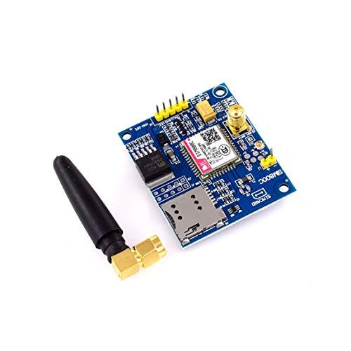 HarveyRudol85 [Excelente] SIM800C Development Board GSM GPRS Module Supports/TTS/DTMF Board Dtmf-board