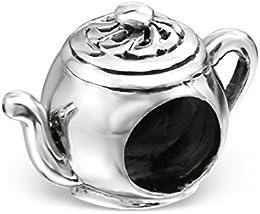 pandora charms kaffeekanne