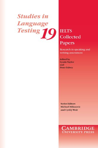 IELTS Collected Papers: Research in Speaking and Writing Assessment (Studies in Language Testing)