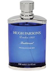 Hugh Parsons Traditional Eau de Parfum Natural Spray, 100 ml