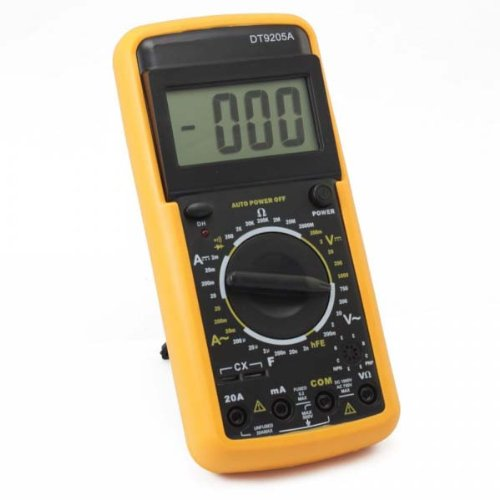 Profi DT9205A Digitalmessinstrument Multimeter