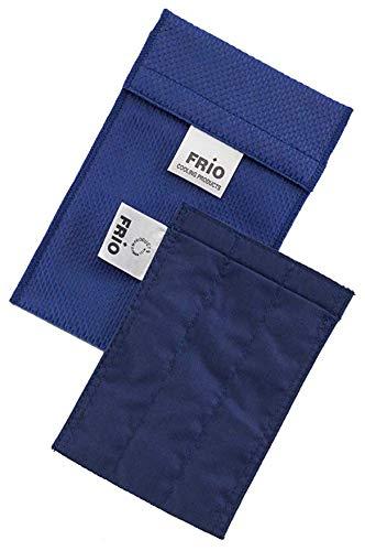Cartera FRIO Bomba - Azul