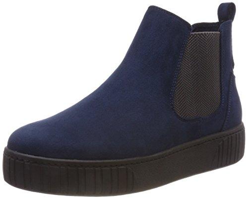MARCO TOZZI Damen 2-2-25454-31 Chelsea Boots, Blau (Navy Comb 890), 41 EU