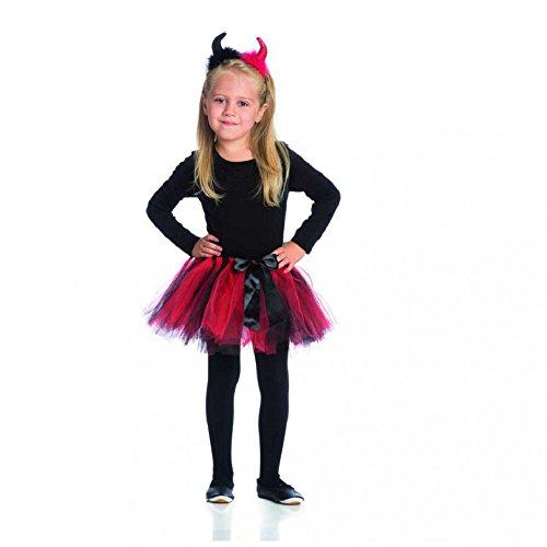Kostüm Teufel für Mädchen