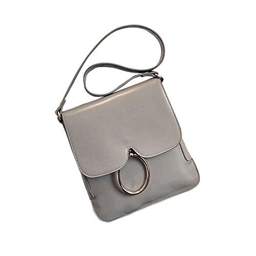 Transer Women Shoulder Bag Popular Girls Hand Bag Ladies PU Leather Handbag, Borsa a spalla donna Brown 25cm(L)*27(H)*3cm(W) Pink