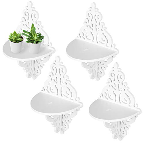 MyGift Wall Mounted Floating She...