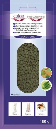 Foto de Calor XD7400CO - Cera depilatoria para baja temperatura (180 g), aroma a té verde