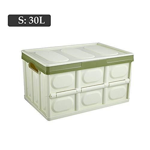GTETUUES Kofferraum Organizer Box Aufbewahrungstasche Auto Trash Tool Bag Folding Große Laderaum verstauen Aufräumen Kofferraum Schweres Verstauen