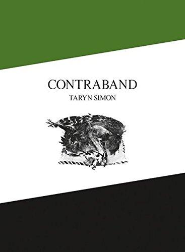 Taryn Simon contraband ( Image de couver...