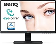 BenQ GW2480 24-inch (60.5 cm) Eye Care Monitor, IPS Panel with VGA, HDMI, Audio in, Headphone Ports and in-Bui