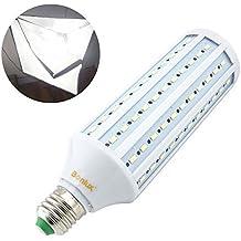 Bonlux 40W E27 Lampadina da studio a LED 5500K per fotografia fotografica Illuminazione a LED a spettro completo ES LED Daylight Corn