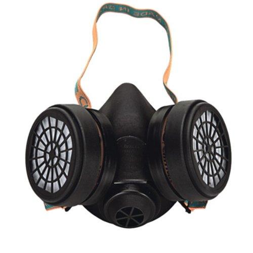 Atemschutz Halbmaske mit Filtern A1B1E1K1P3, Gasmaske Staubmaske -