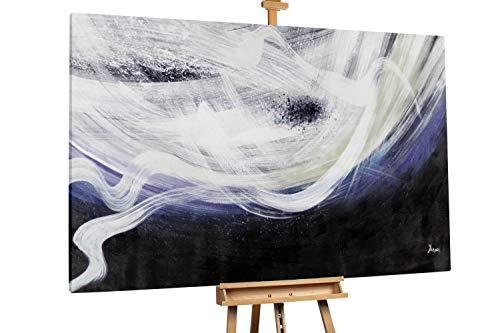 Kunstloft® Extraordinario Cuadro óleo 'Timetraveller'