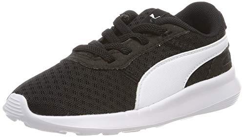 Puma Unisex-Kinder ST Activate AC Inf Sneaker, Schwarz (Puma Black-puma White), 22 EU
