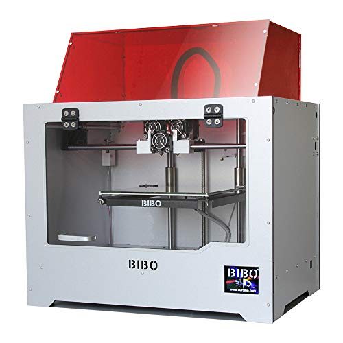 BIBO 2 3D Drucker Mit Gravurmodul Stabiler Rahmen Dual Extruder WIFI...