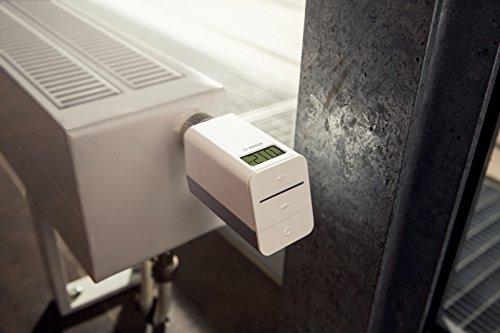 Bosch Smart Home Heizung Starter-Paket mit Controller und Heizkörper-Thermostat und App-Funktion – exklusiv für Deutschland - 2