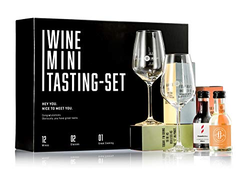 Mini Wein Tasting Set