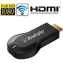 Clé HDMI Wifi Android iOs iPhone Miracast Airplay DLNA Chromecast TV