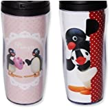 Pingu PINGU photo tumbler Dress (japan import)