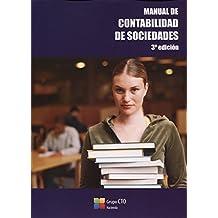 Manual CTO de Contabilidad de Sociedades - 3ª Edicion