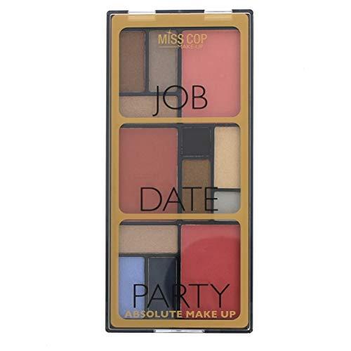 MISS COP Palette de Maquillage Absolute Make Up
