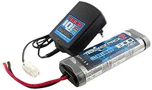 Team Orion ORI30201 chargeur de batterie - chargeurs de batterie (1 pièce(s), Hybride Nickel Metal, 1800 mAh, 7,2 V, Nickel Cadmium, Hybride Nickel Metal)
