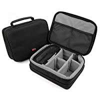 DURAGADGET Protective EVA Gadget Carry Case (in Grey) - Suitable For Use With Raspberry Pi 4 Model B | 3 Model B Plus | Zero W | 3 Model B | Zero | 2 Model B | A Plus | Model B Plus