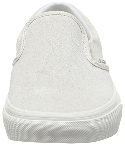 Vans U CLASSIC SLIP-ON WOOL SPORT Sneaker basse, Uomo Bianco (White (Vintage - True White/Blanc))