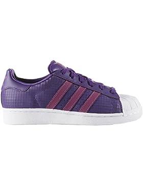 Adidas Superstar J - Low-Top Unisex Adulto