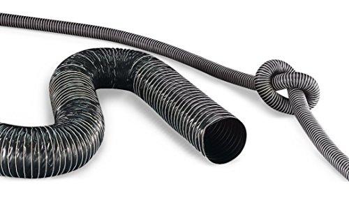 Preisvergleich Produktbild Hitzebeständiger Neoprenschlauch, einlagig, Durchmesser 76 mm, 4 m, 39000760000-0000000400