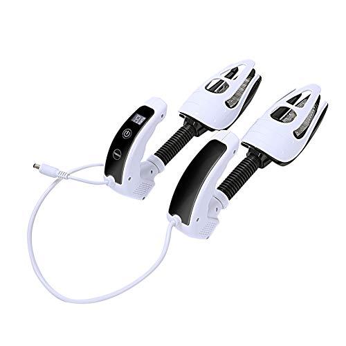 Trockner Timer-schalter (HRRH Stiefel Und Schuhtrockner, 220 V 110 V Elektrische Schuhtrockner Deodorant UV Schuhe Sterilisationsgerät Qualität Backen Schuhtrockner mit Ozon LED Screen Timer Touch-Schalter)