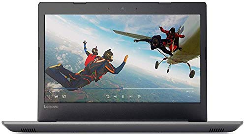 Lenovo Ideapad 320 Intel Core i3 6th Gen 14-inch Laptop (4GB/1TB HDD/DOS/Onyx Black/ 2.2kg/with ODD), 80XG009VIN