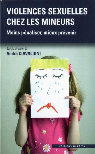 Violence sexuelle chez les mineurs