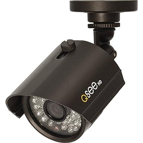 Q-See QTH7211B Single High Definition 720p Bullet Camera - Black