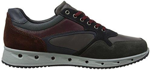 IGI&CO Ulsgt 8747, Sneaker a Collo Basso Uomo Grigio (Grigio Scuro_300)