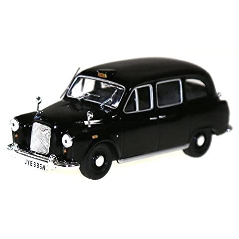 Voiture miniature Austin FX4 1/43 James Bond 007 octopussy taxi london diecast