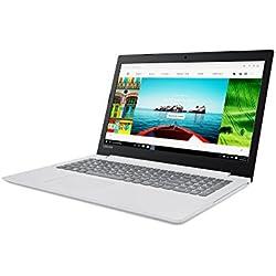 "Lenovo Ideapad 320-15ISK - Ordenador portátil de 15.6"" HD (Intel Core i3-6006U, 8GB de RAM, 1TB de HDD, Nvidia GeForce 920MX-2GB, Windows 10 Home) Blanco (Blizzard White) - [Teclado QWERTY español]"