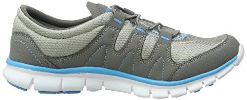 Scarpe Blue Sportive Donna Gola Grigio Indoor Solar Grey UwqxSO
