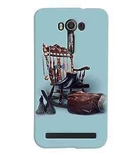 PrintVisa Cool Boy 3D Hard Polycarbonate Designer Back Case Cover for Asus Zenfone Go