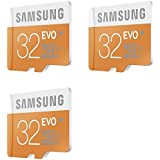 Hobbyflip 32gb Micro Sd Memory Card Ultra Class 10 Sdhc Up To 48mb/S With For Lg G Pad X8.3 3 Pack