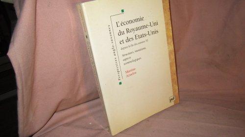 Economie du Royaume-Uni et des États-Un...
