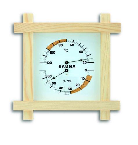 TFA, Igrometro/ Termometro per sauna - Vasca Idromassaggio Termometro