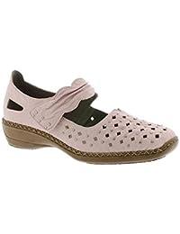 Rieker Doro L3870 Schuhe: : Schuhe & Handtaschen