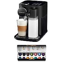 DeLonghi Nespresso EN650B Gran Lattissima - Macchina da caffè con sistema a capsule, Nero