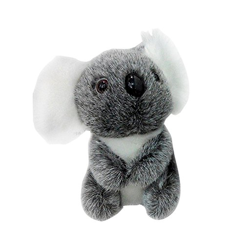 SODIAL(R) Plush Cushion Koala Cute Kids Teddybaer Plush Toy Koala (13 cm)