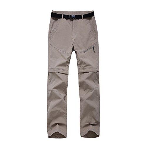 Sanke Frauen Sommer im Freien wasserdichten Hosen Quick Dry Shorts Hosen für Wanderungen (Quick Shorts Dry)